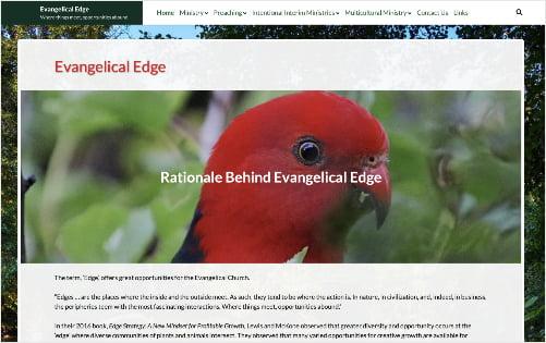 evangelical edge